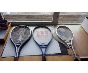Raquette de tennis 1
