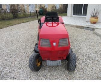 Tracteur tondeuse TBEG 2