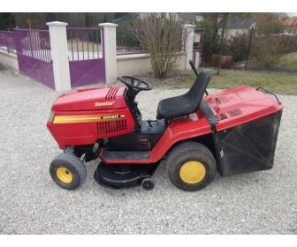 Tracteur tondeuse TBEG 1