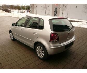 Volkswagen Polo 1.4TDi 2008, 85 800 km 2