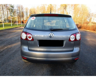 Volkswagen Golf Plus 1,9 TDI DSG MEGET PEN 3
