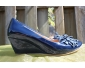 Chaussure bleu marine pointure 37 d'occasion  Annonce Mode - Chaussures - Vêtements - publiée le 03-02-2016 à Breuvanne