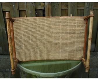 Porte revue en bambou 2