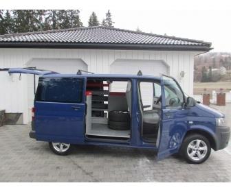 Volkswagen Transporter 2.0TDI / 4motion volant multifonction décor 201 1