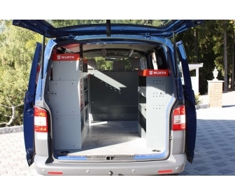 Volkswagen Transporter 2.0TDI / 4motion volant multifonction décor 201 2