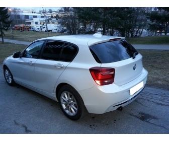 BMW Série 1 (F20) 116d Sport 116 Belgique a vendre 1