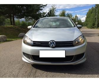 Volkswagen Golf 1.6 tdi 105 fap confort bluemotion 2