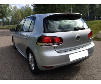 Volkswagen Golf 1.6 tdi 105 fap confort bluemotion 1