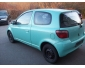 Voiture occasion Yaris Toyota Green metallic