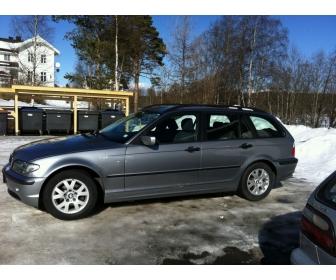 Voiture occasion BMW 3-serie 316 2003 1