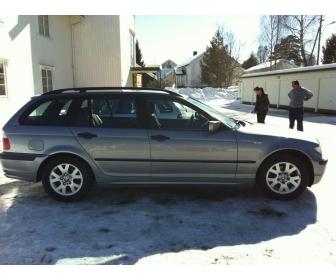 Voiture occasion BMW 3-serie 316 2003 3