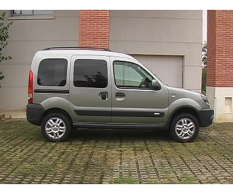 Kangoo 4X4 1,5 dci Fairway 1