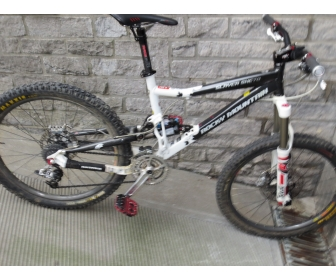 Rocky Mountain Slayer SXC 70 en aluminium 7005 et en carbone 1