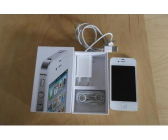 iPhone 4s 16GB d�bloqu� avec boite 2