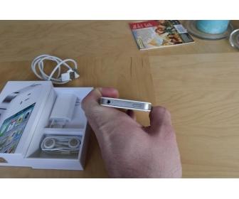 iPhone 4s 16GB d�bloqu� avec boite 1