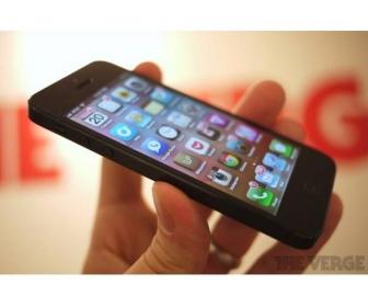 IPhone 5 noir 32 Go sous garantie Apple Care 1