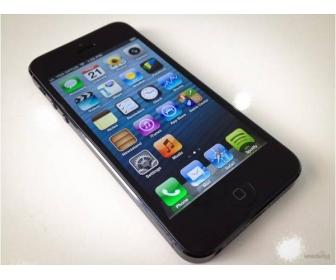IPhone 5 noir 32 Go sous garantie Apple Care 2