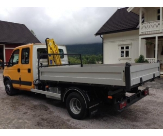 Camionnette Iveco occasion Daily 70 2