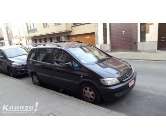 Opel Zafira 2.0 DTL Di 16v Elegance 1