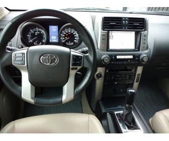 Toyota Land Cruiser occasion 4