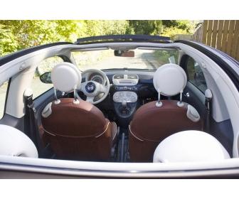 Voiture Fiat 500 occasion 2