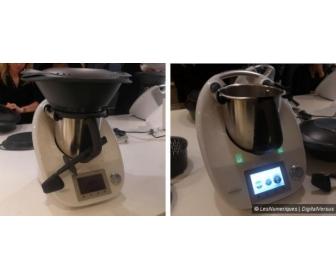Auvent Robot thermomix TM5 de Vorwerk 1