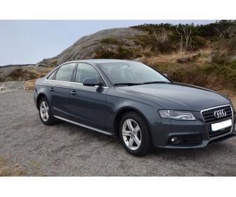 Audi A4 2.0 TDI 120 HP 2011, 142 000 km 1