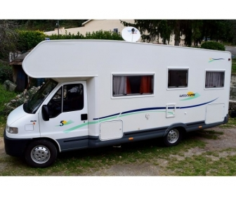 Camping-car Chausson Welcome 5 1
