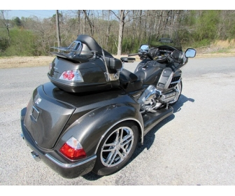Moto trike Honda Goldwing GL 1800‏ 2