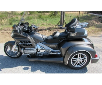 Moto trike Honda Goldwing GL 1800‏ 1
