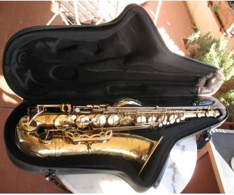 Saxophone Selmer Super action 80 série II 1