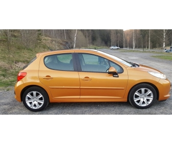 Peugeot 207 occasion 1.6 HDi 16v 90ch 1