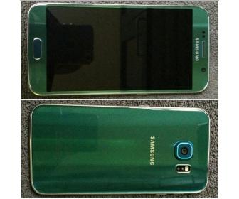 Samsung Galaxy s6 32giga bleu topaz 1