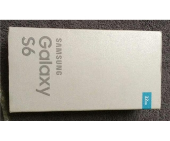 Samsung Galaxy s6 32giga bleu topaz 3