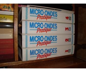 Livre Micro-ondes pratique 2