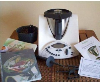 robot multifonction thermomix tm31 de vorwerk. Black Bedroom Furniture Sets. Home Design Ideas