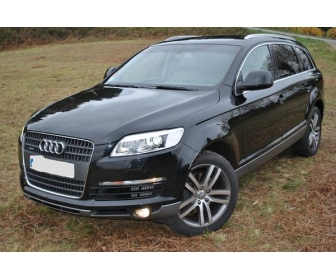 voiture occasion audi q7 3 0 occasion. Black Bedroom Furniture Sets. Home Design Ideas