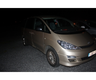 Toyota Previa occasion 2 litre Diesel 7 Places 1