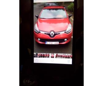 Renault clio occasion à Brabant Flamand 1