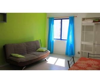 Studio meublé pour étudiante(e) à Bruxelles 1