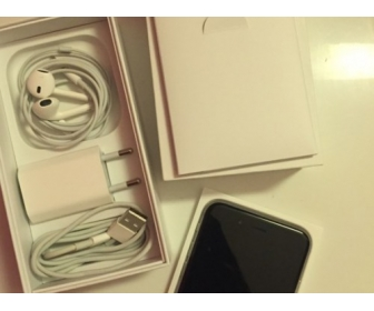 Iphone 6 occasion Noir 128GB. 1