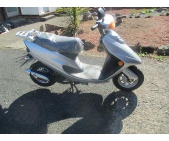 Scooter taishan 1