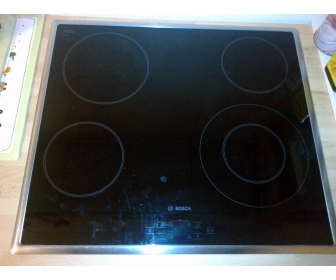 Plaque de cuisson vitroc�ramique et encastrable (Bosch) 1