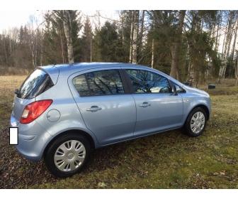 Voiture occasion Opel Corsa Parfait état 1