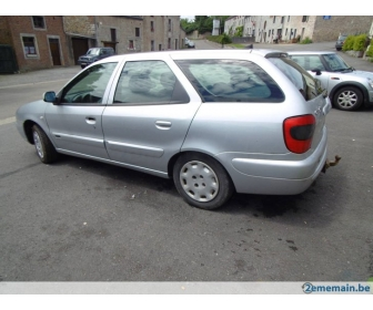 Voiture occasion Citroen xsara break 1900 diesel 2