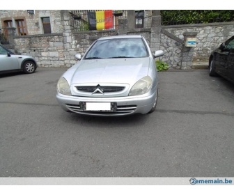 Voiture occasion Citroen xsara break 1900 diesel 3