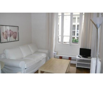 Appartement de 2 pièces meublée de 28m2 1
