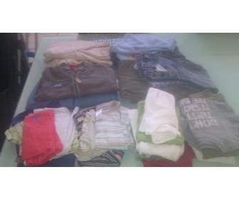 Lot de vêtements garçon 0-3ans 1