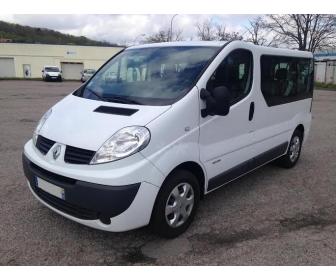 Renault trafic 1.9 minibus 9 places