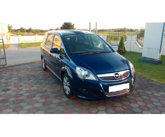 Opel Zafira 1,7 CDTI OPC line 1